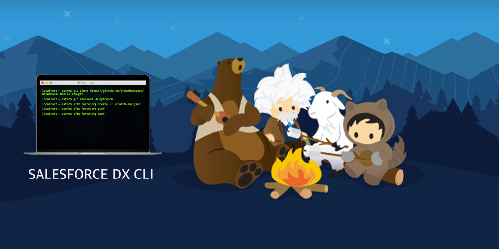 Salesforce DX: Useful CLI Commands - Matheus Goncalves